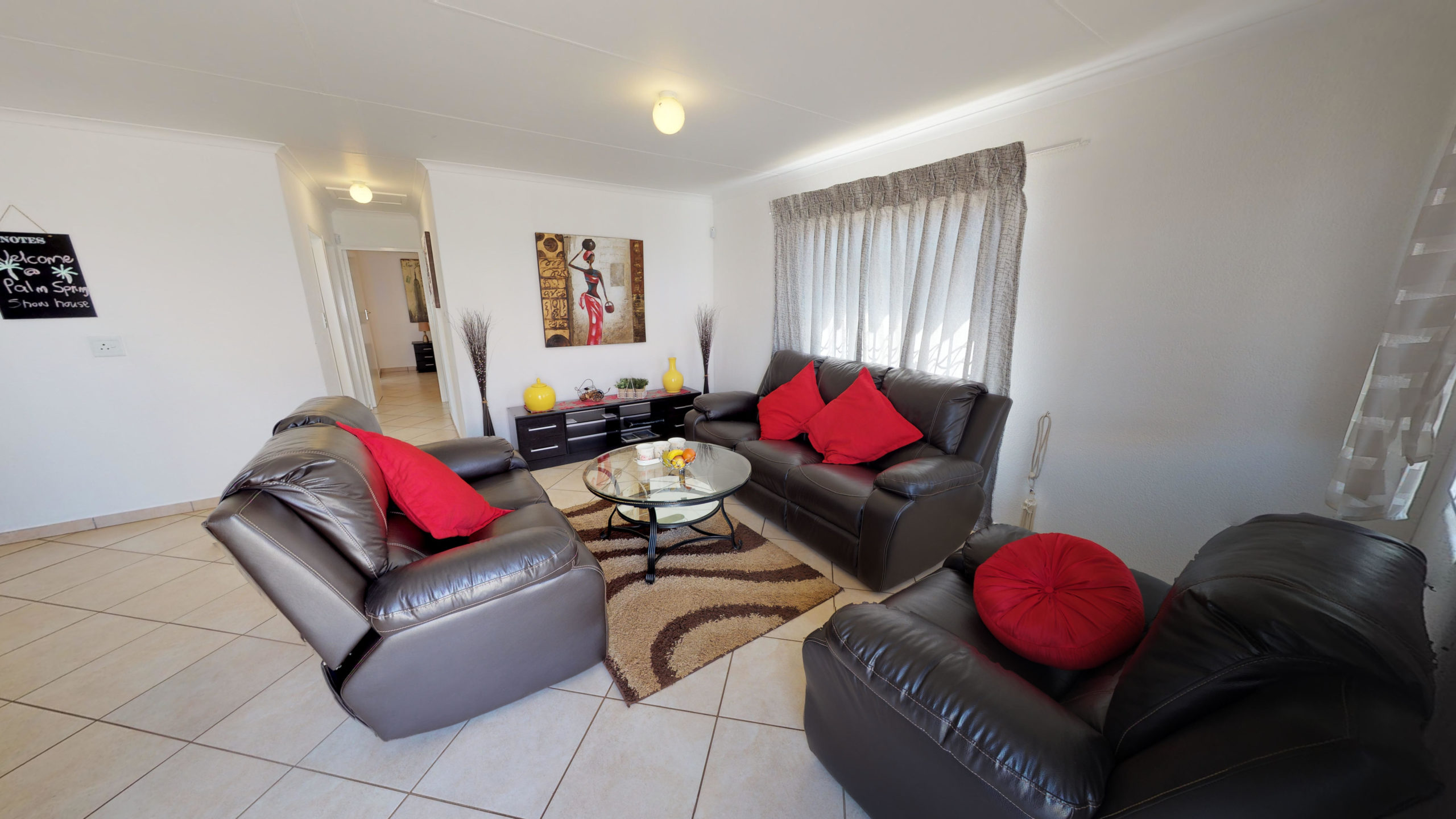 Palm Springs, Homes for Sale in Stretford, Gauteng - Lounge