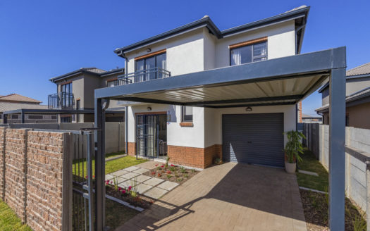 Leopard's Rest, Homes for Sale in Alberton, Gauteng - Exterior Duplex