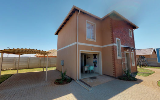 Sky City, Homes for Sale in Alberton, Gauteng - Exterior Duplex